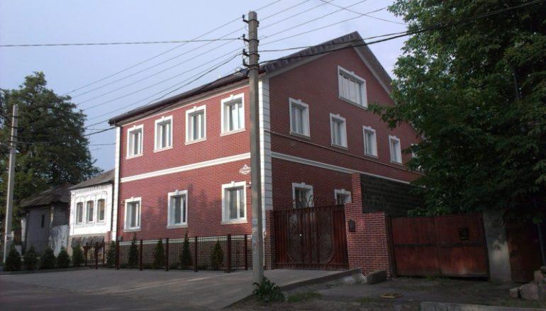 Дом по ул. Октябрьская, 21. Реконструкция