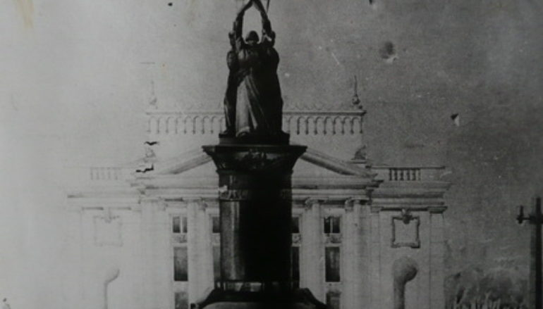 Площадь Победы, да не та