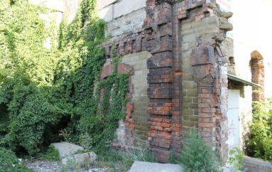 О развалинах Народного училища