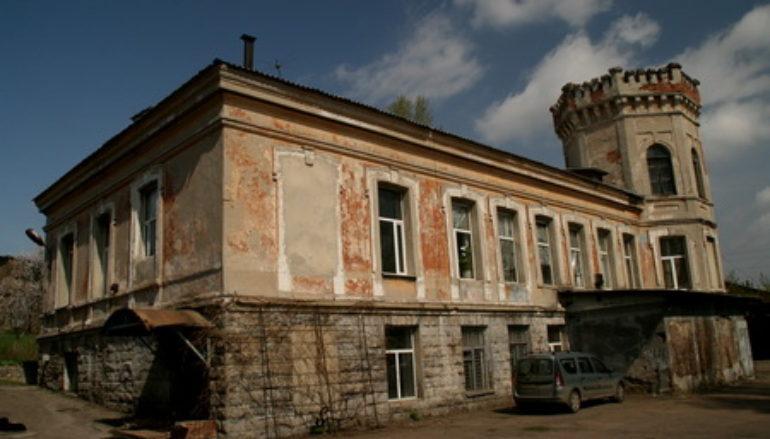 Дом Нестеровых