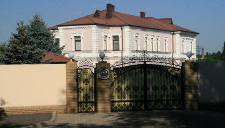 Дом Рутченко