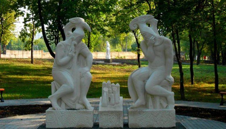 Вспоминая лето: Набережная и Парк Победы