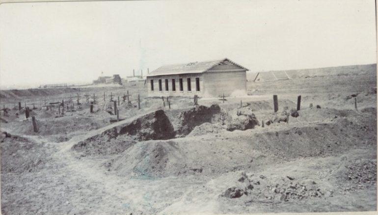 Тайна Рыковского кладбища