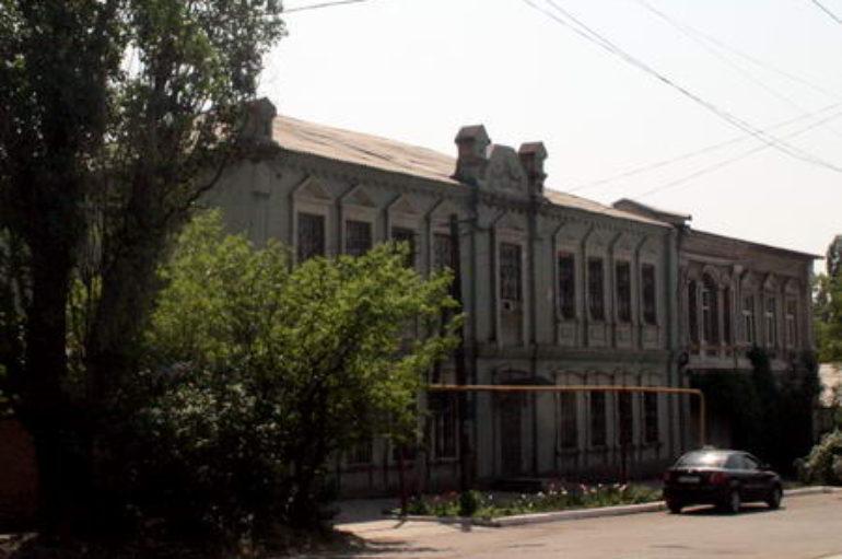Гимназия Левицкой/Городское училище