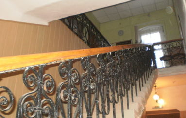Вскрытие гимназии Левицкой