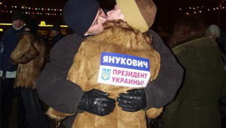 Год 2004-й: Луческу, Кедрина, Майдан