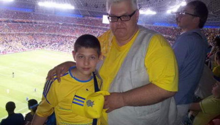 Донецк, Сивохо и футбол