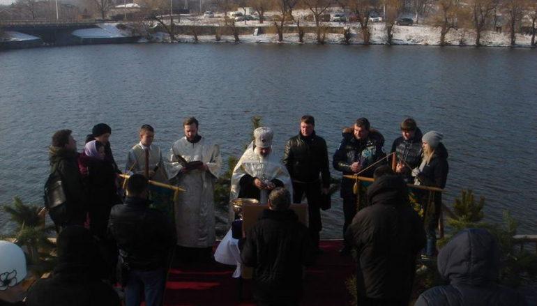 Крещение на Сахалине