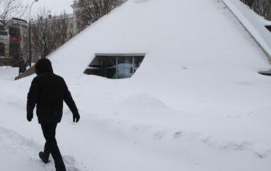 А снег идет…