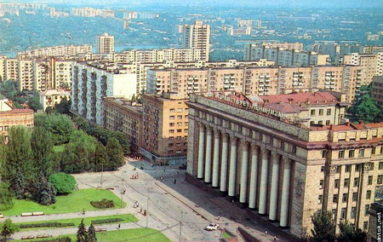 Год 1988-й: микрорайон Кальмиус, кафе «Фрегат» и концерт Розенбаума