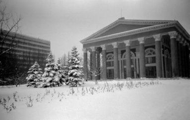 """Год 1987-й: большой снег, новый """"Лебедь"""" и первая видеотека"""