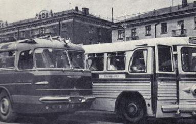 Автобусные маневры