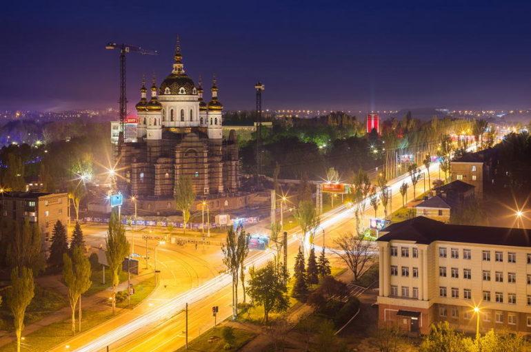 День и ночь Ленинского