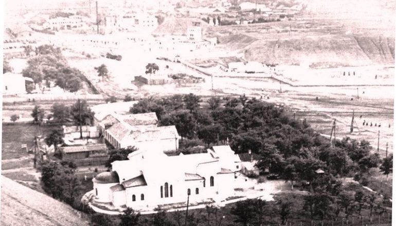 История одного места. Свято-Николаевская церковь