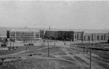 Школы города Сталино после войны