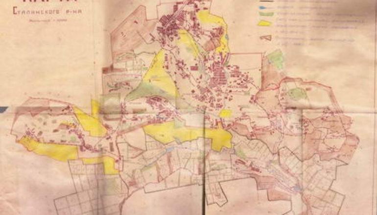Поселки 1953-го