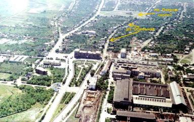 Как нашли площадь Петровского