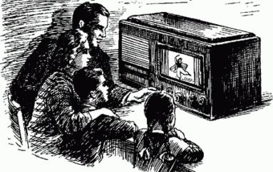 С вами говорит телевизор