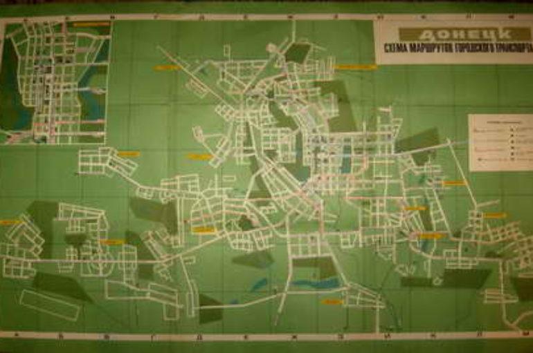 Карта-70