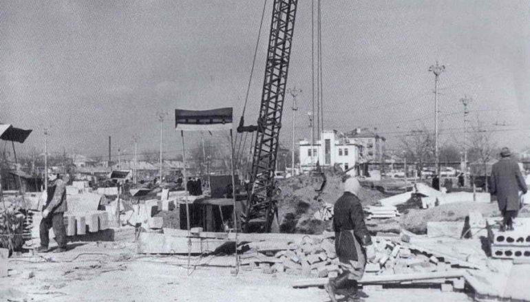 Рождение Шахтерской площади: мемуары