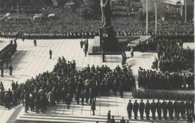 Площадь Ленина до Ленина