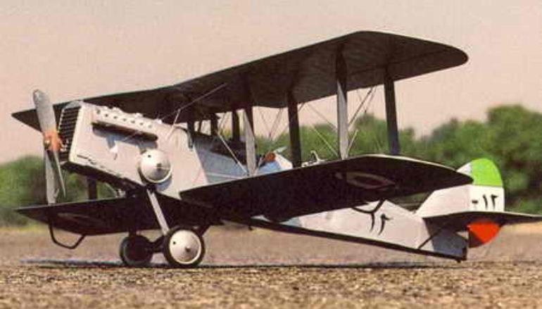 «Юзовский пролетарий», или Самый-самый первый самолет