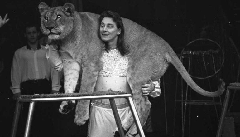 Наедине со львами
