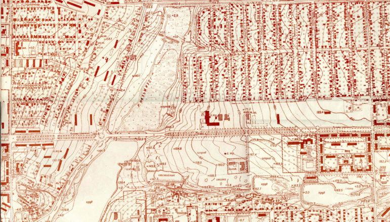 Карта Пешехонова