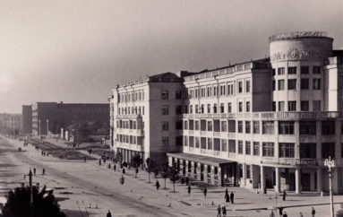 Предродовой пожар в гостинице «Донбасс»