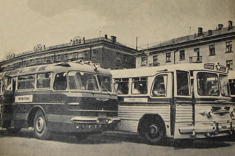 Автобусная гавань