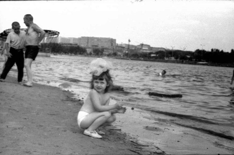 Снимал Череватенко-6. Пляжи и Луна-парк