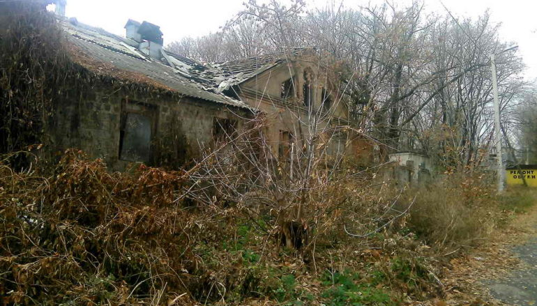 Ноябрь в Донецке — больше, чем ноябрь…