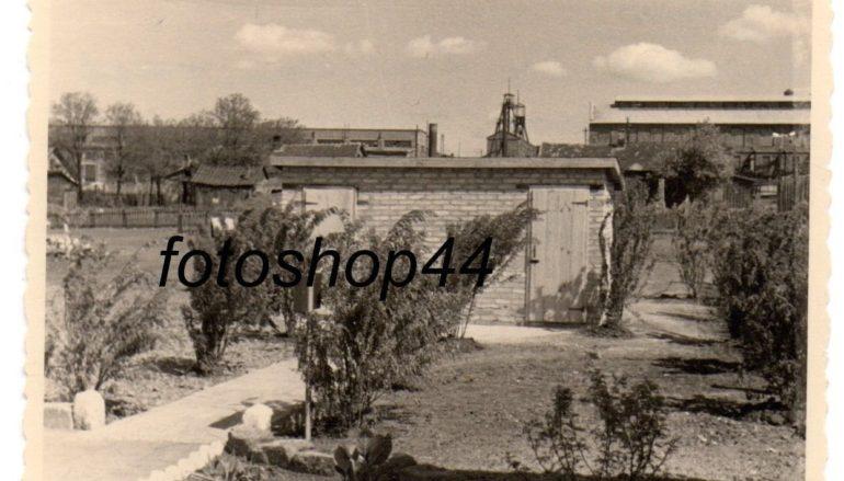 Немецкое фото, загадочная шахта
