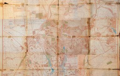 Сталино-43: топографический слепок
