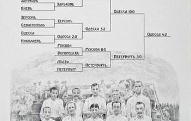 Первый чемпионат для Юзовки