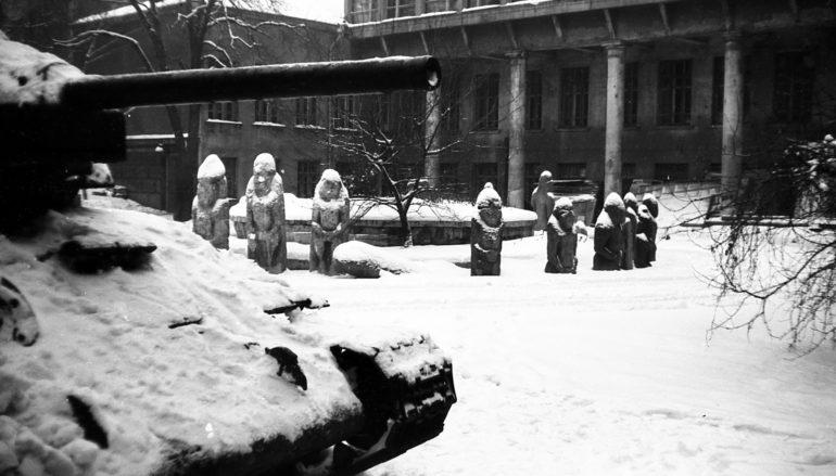 Зима 1974-го