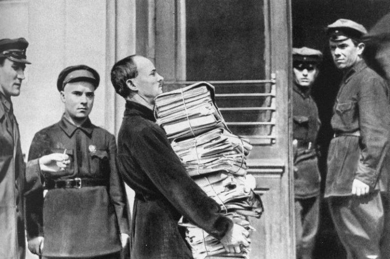Шахтинское дело: «вредители» из Сталино и Германии