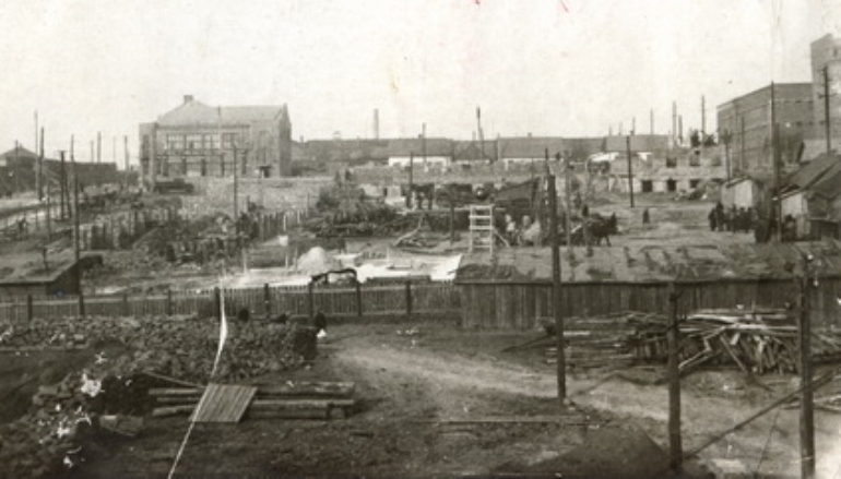 Начало бульвара Пушкина