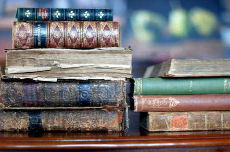 Книги: есть что вспомнить