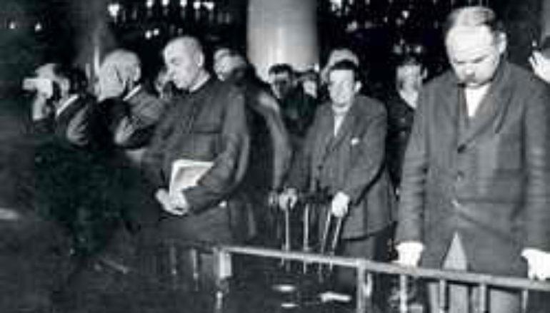 Эпизоды процесса 1928 года: на шахтах Сталино