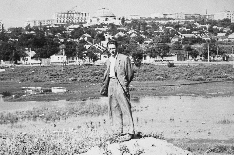 Был такой архитектор… Павел Исаакович Вигдергауз