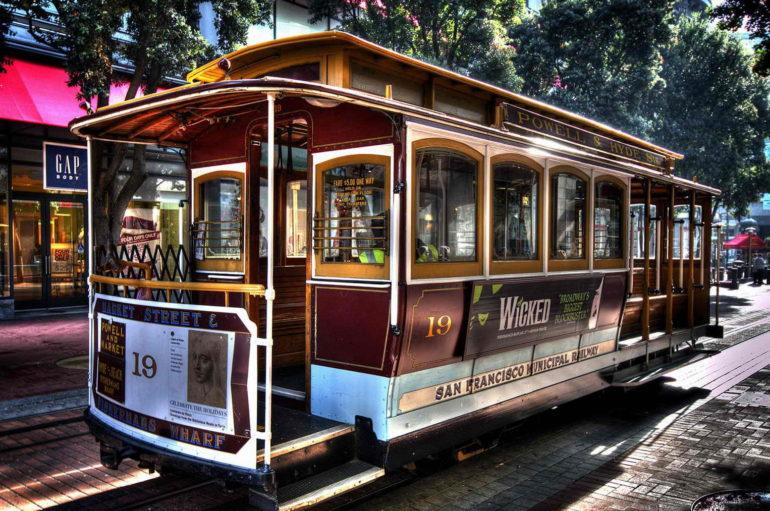 Трамвайный переворот