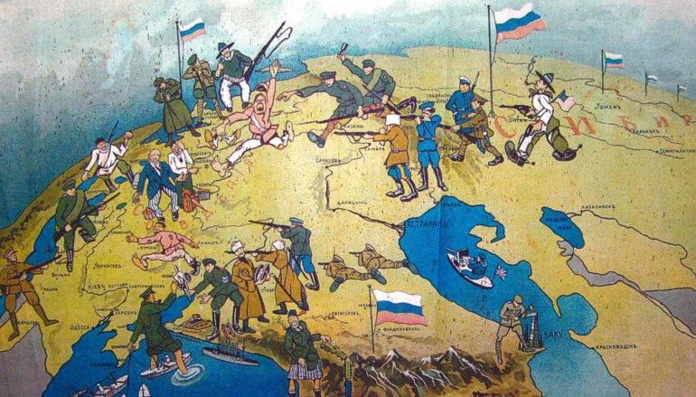 Неизвестный эпизод гражданской войны