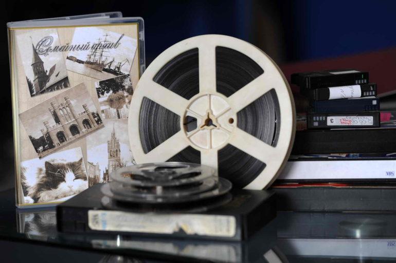 Как сделать запись на диск с видеомагнитофона