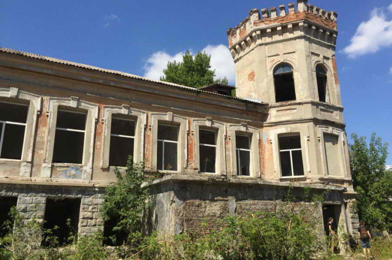 Дом Нестеровых: распад
