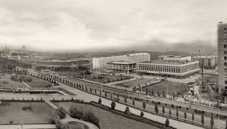 Панорамы 1966 года