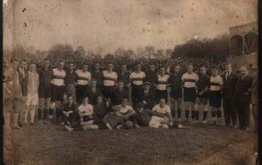 Как горняки на футбол к немцам ездили
