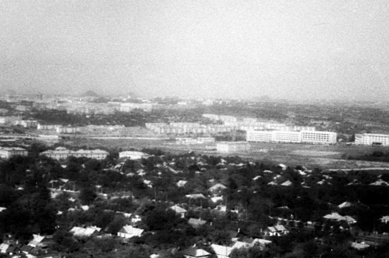 Панорама Калиновки 60-х