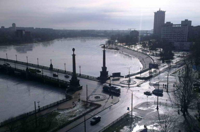Высота на Набережной