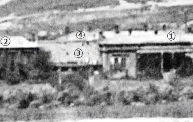 Первый дом Юза и изложница